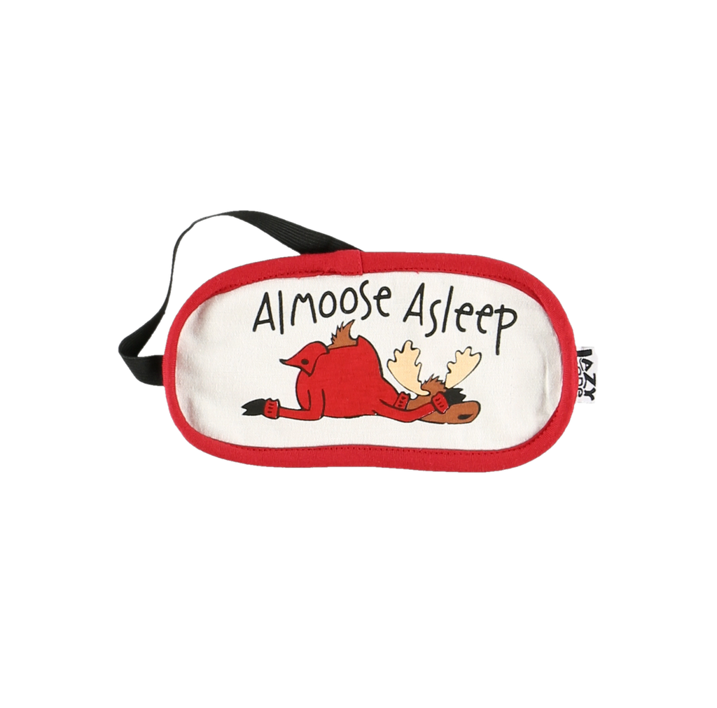 Almoose Asleep Mask by Lazy One