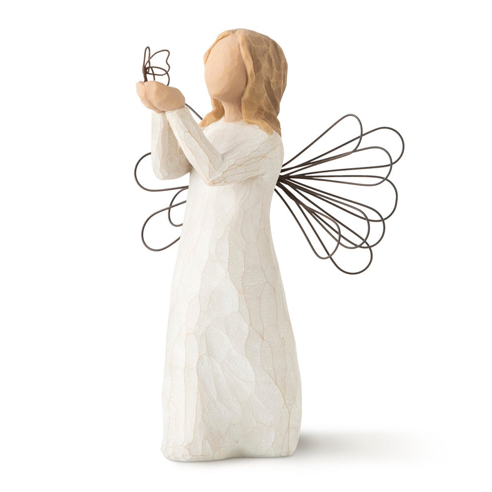 Angel of Freedom Willow Tree Figurine by Susan Lordi from Demdaco at Montana Gift Corral