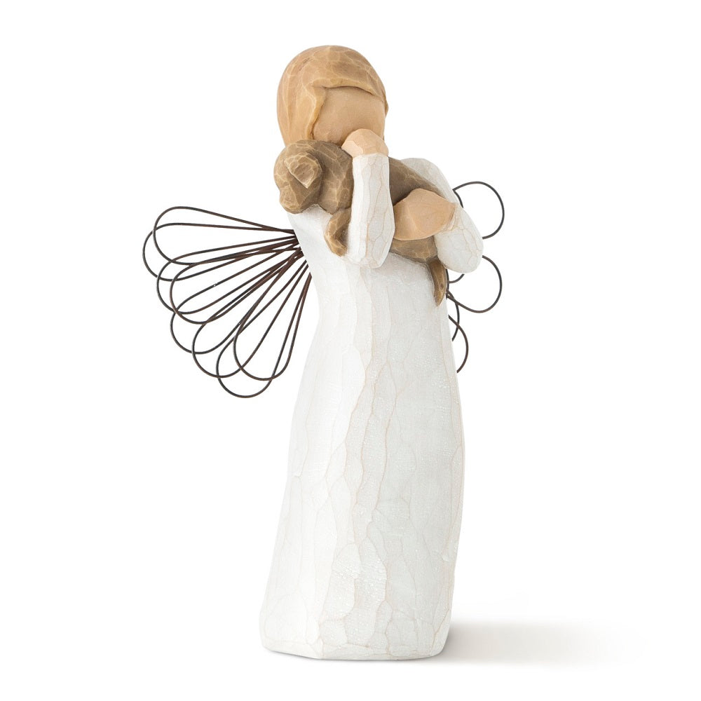 Angel of Friendship Willow Tree Figurine by Susan Lordi from Demdaco at Montana Gift Corral