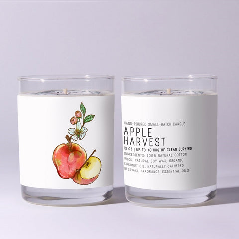 Apple Harvest Soy Beeswax Candle