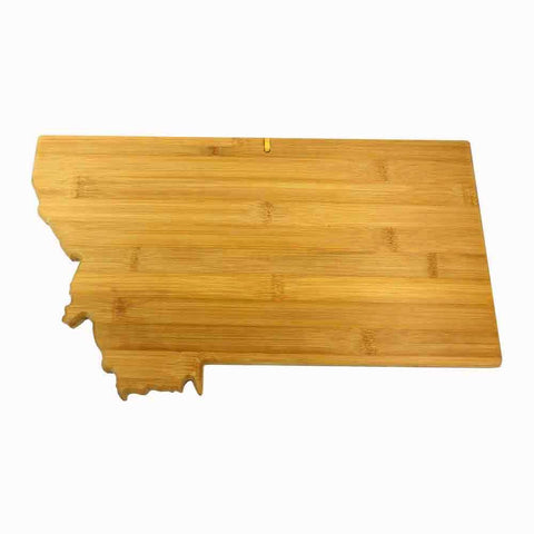 Bamboo Montana Cutting Board