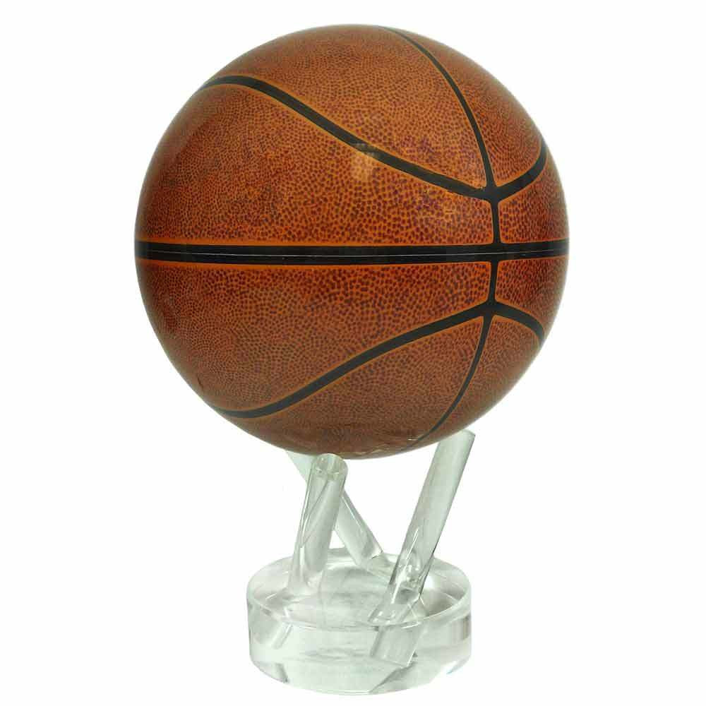 Basketball MOVA Globe- 4.5 inches