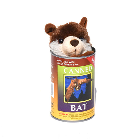 Lewis and Clark Caverns State Park Bat Canned Critter