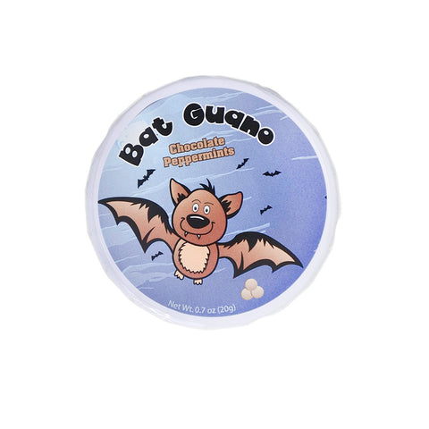 Bat Guano Chocolate Mints by Amusemints at Montana Gift Corral and the Lewis and Clark Caverns State Park
