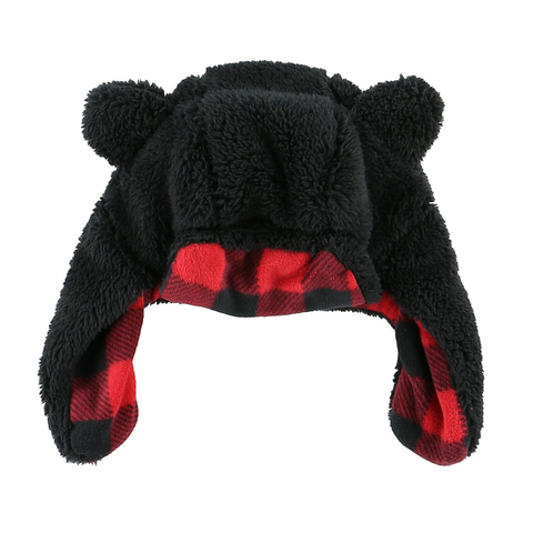 Bear Critter Cap by Lazy One