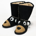 Bear Toasty Toes Kids' Boots by Lazy One