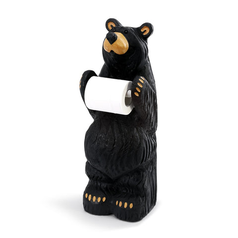 Bearfoots Little Johnny Toilet Paper Holder