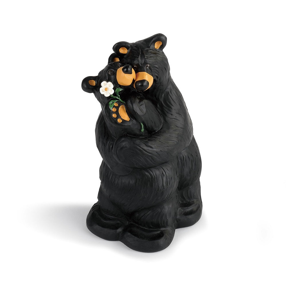 Bearfoots Bears Summer Love Figurine by Jeff Fleming from Big Sky Carvers and Demdaco