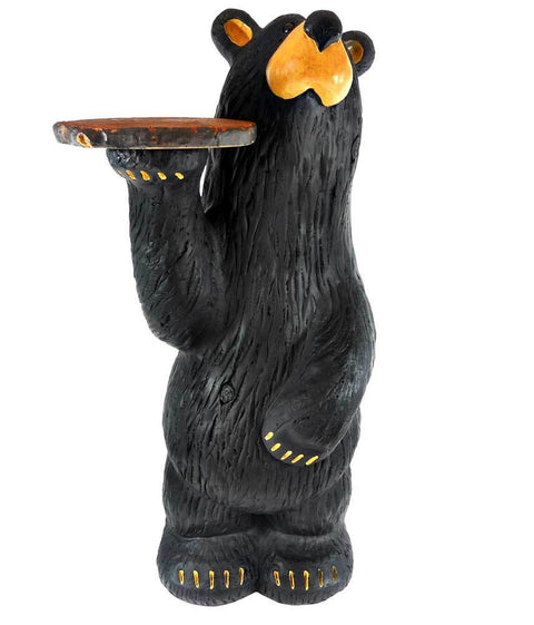 Bearfoot Waiter Bear Grand by Big Sky Carvers