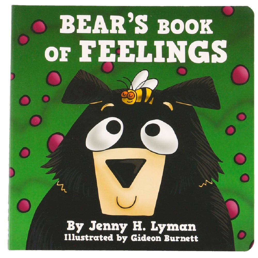 Bear's Book of Feelings by Lazy One