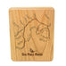 Big Hole River Cherry Fly Box by Stonefly Studio (73487)