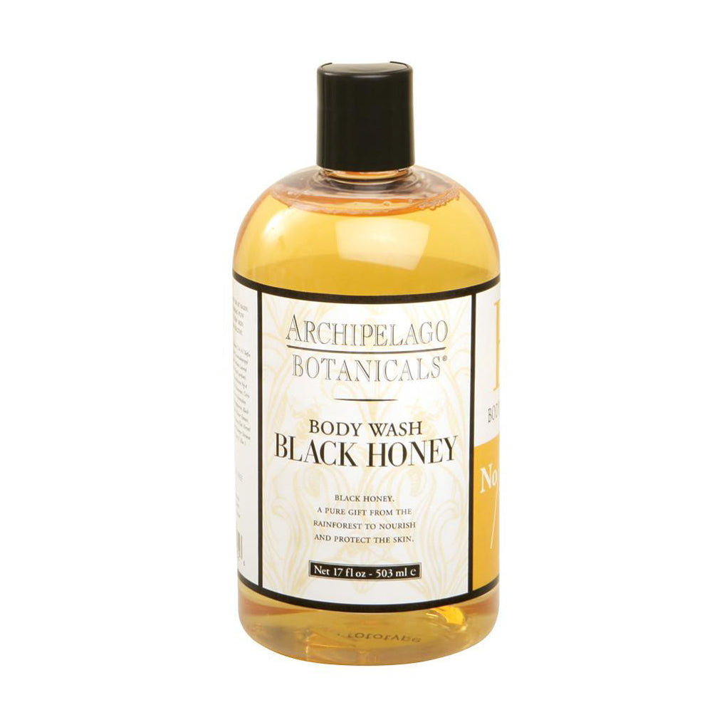 Looking for some sunshine in a bottle? If you said yes, then the Black Honey Body Wash by Archipelago Botanicals is definitely for you!