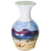 Sky Blue Bud Vase by Fire Hole Pottery
