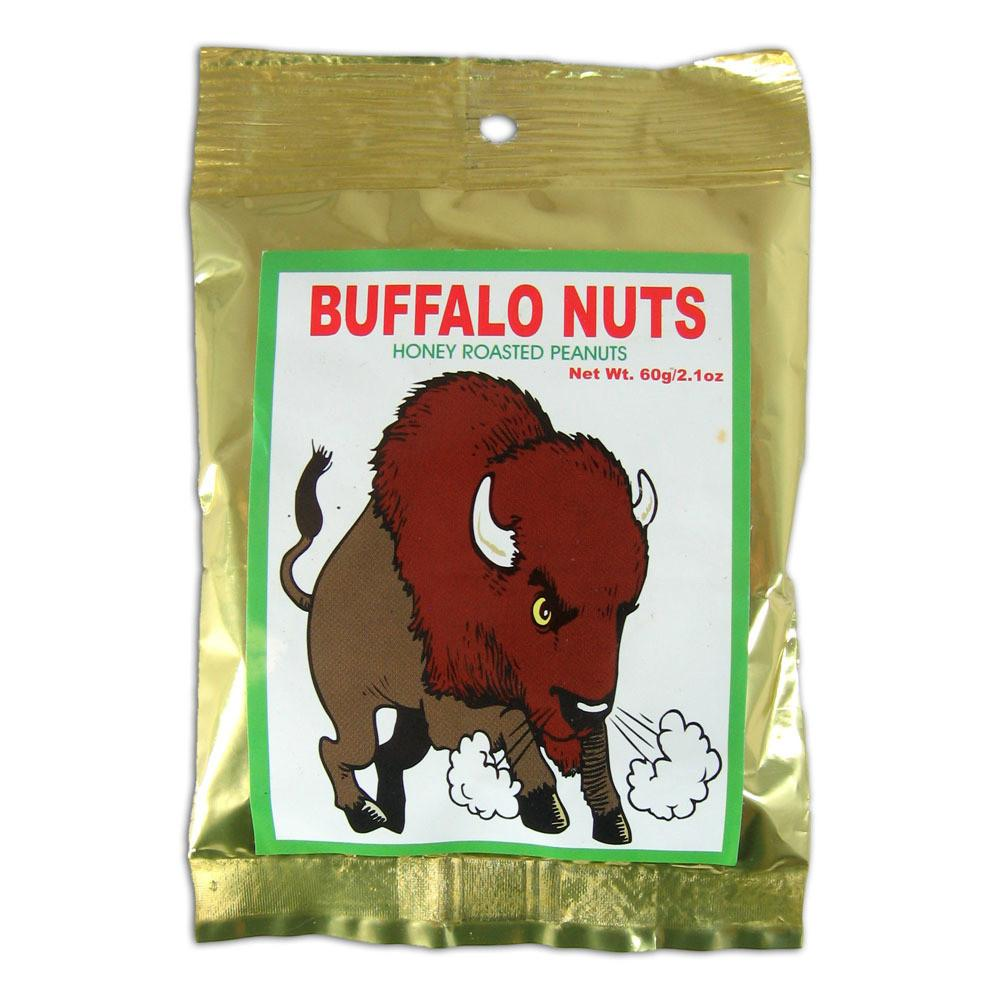 Buffalo Nuts Honey Roasted Peanuts
