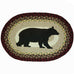 Cabin Bear Placemat by Capitol Earth Rugs
