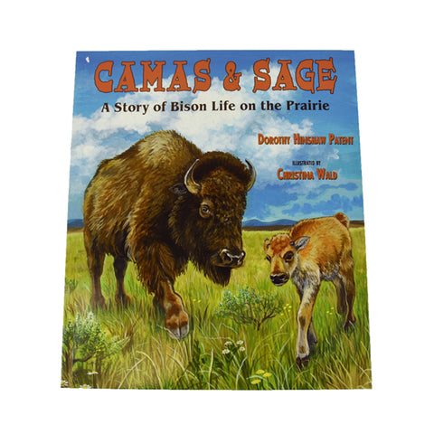 Camas and Sage by Mountain Press Publishing
