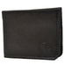 Chocolate 4 Pocket Bifold Buffalo Hide Wallet with Coin Pocket by The Leather Store