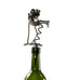 Gnome Be Gone Chugger Corkscrew Wine Stopper by Fred Conlon by Sugarpost at Montana Gift Corral side view