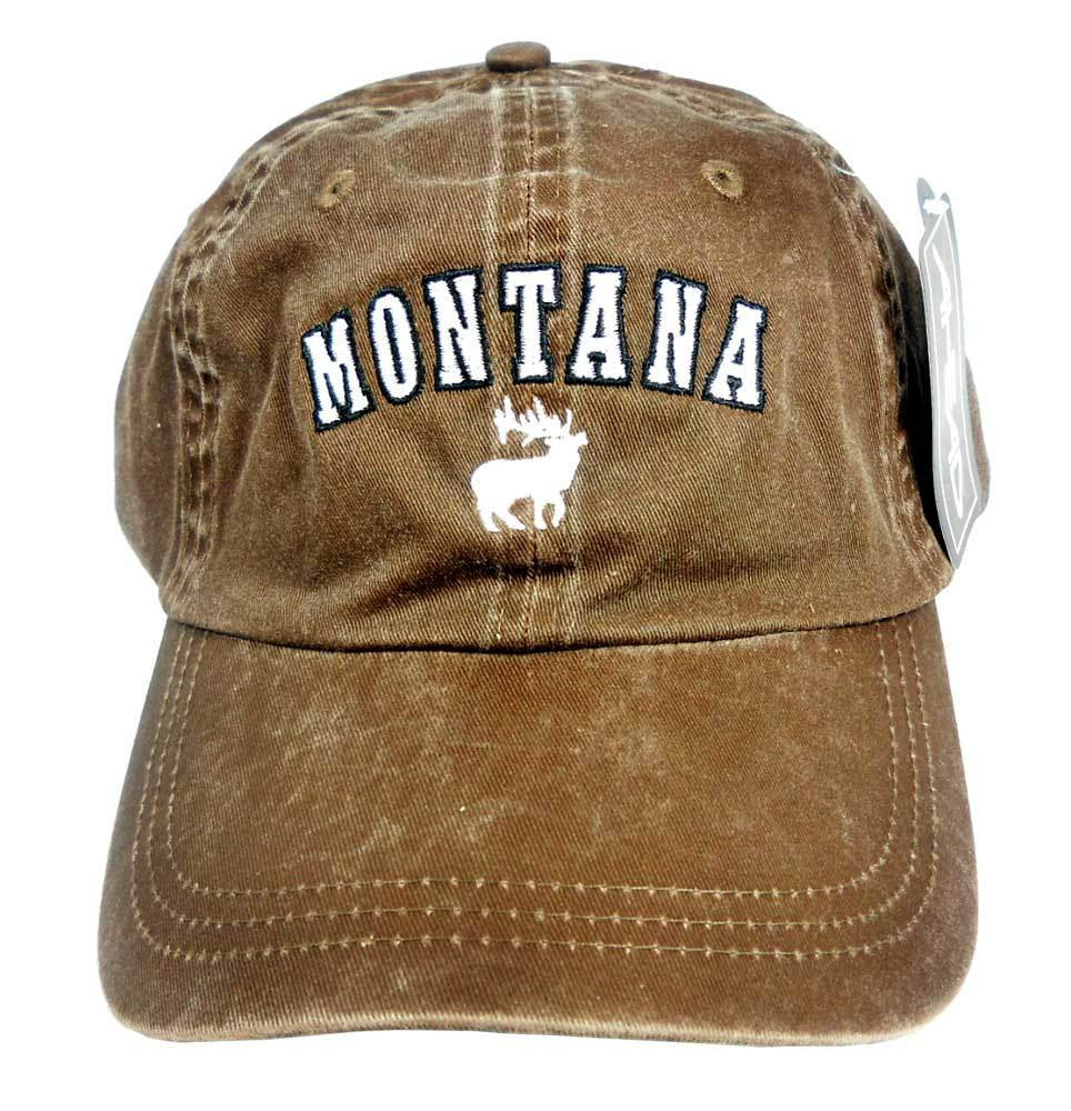 Elk Coffee Montana Cap
