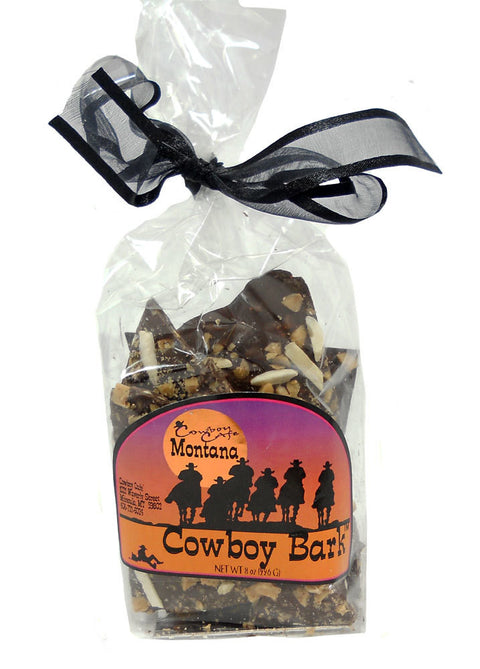 Cowboy Almond Toffee Bark - 8 oz.