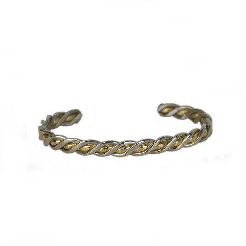 Cuzco Mixed Metal Bracelet by Sergio Lub Jewelry