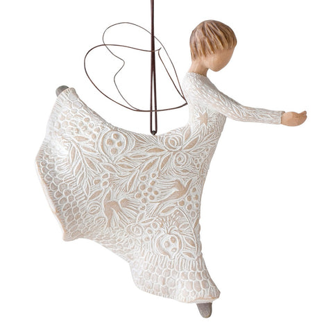 Dance of Life Willow Tree Ornament by Susan Lordi from Demdaco at Montana Gift Corral