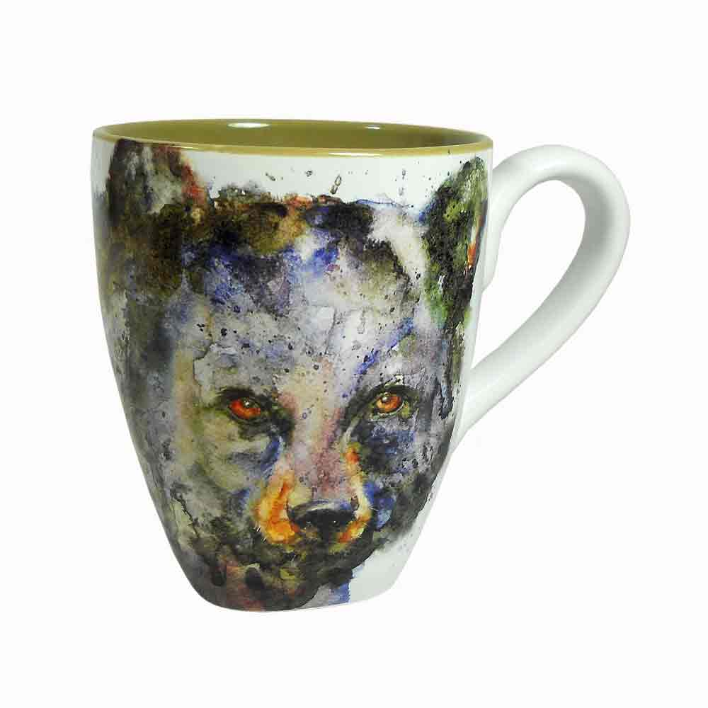 Bear Mug by Dean Crouser