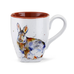Cottontail Mug by Dean Crouser