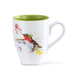 Dean Crouser Hummer and Flower Mug
