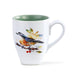 Dean Crouser Nuthatch and Berries Mug