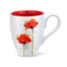 Poppy Mug by Dean Crouser