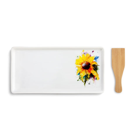 Dean Crouser Appetizer Tray with Spreader by Demdaco (6 Styles)