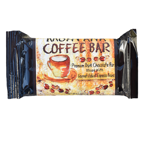 Espresso Candy Bar by Huckleberry People