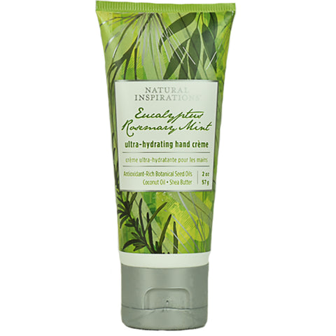 Eucalyptus Rosemary Mint Pocket Ultra-Hydrating Hand Creme by Natural Inspirations
