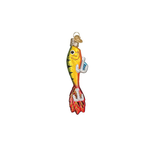 Fishing Lure Christmas Ornament by Old World Christmas