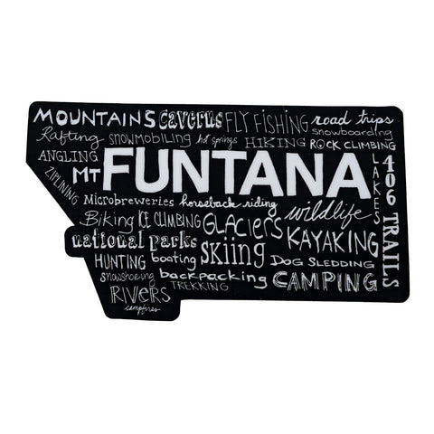 Funtana Sticker by Quipet