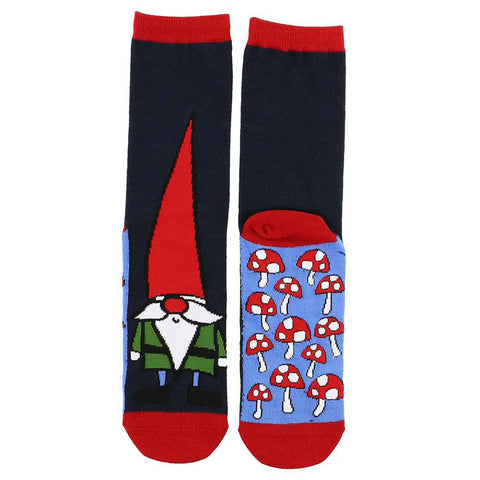 Gnome Socks by Lazy One
