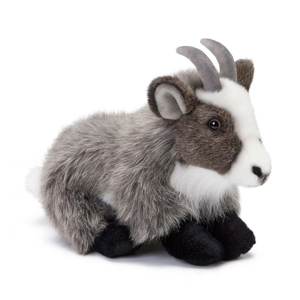 Large Goat Stuffed Animal by Nat & Jules