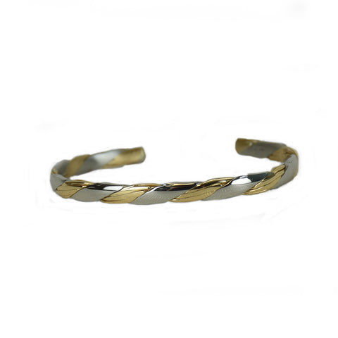 Goddess Mixed metal Bracelet by Sergio Lub Jewelry