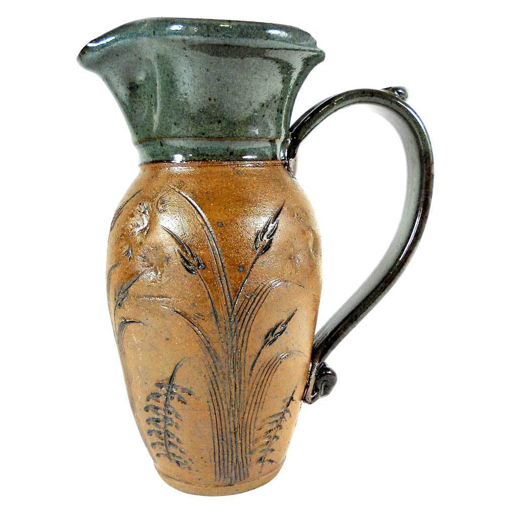 Green Quart Pitcher