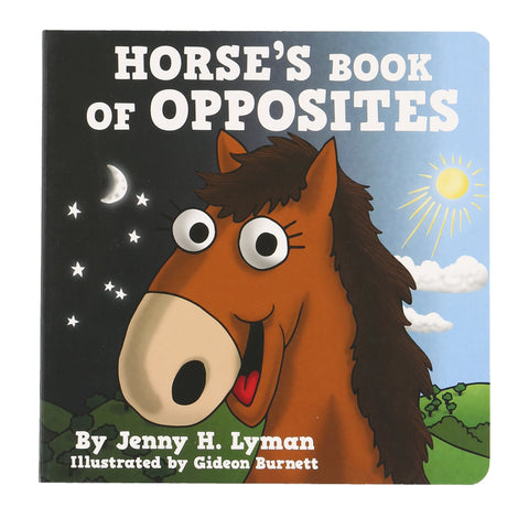 Horse's Book of Opposites by Lazy One