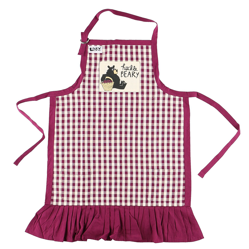 Huckleberry Apron by Lazy One
