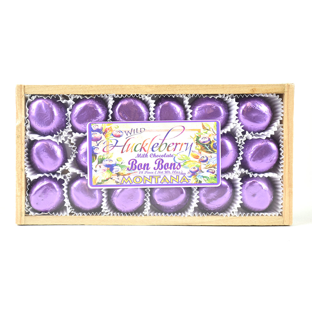 Huckleberry Bon Bon Box - 18 Pieces
