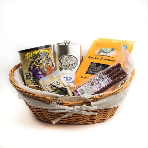 Hunter's Delight Gift Basket