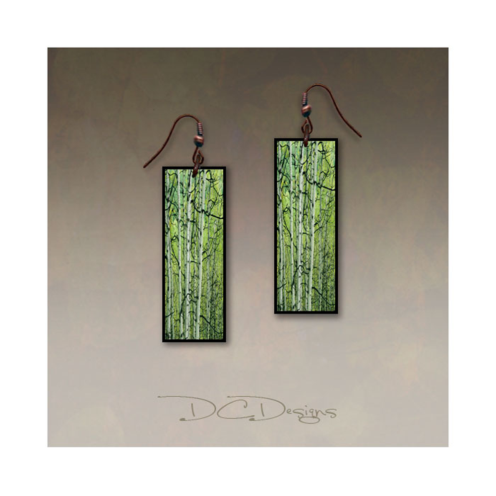 CE Style Earrings by Illustrated Light (33 designs)