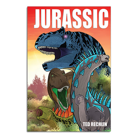 Jurassic by Ted Rechlin