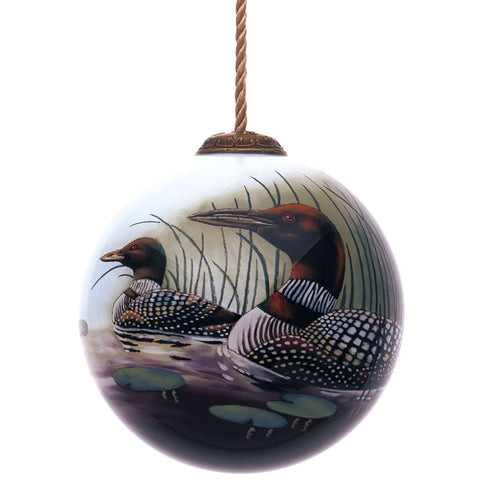 Les Didier Hiding Places Christmas Ornament by Inner Beauty