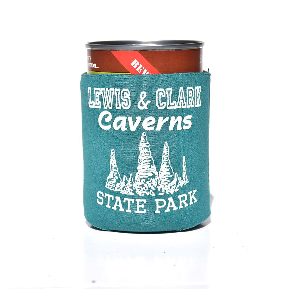 Turquoise Lewis and Clark Caverns State Park This Cave Rocks Wrap Coozie