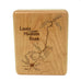 Lower Madison River Cherry Fly Box by Stonefly Studio (73486)