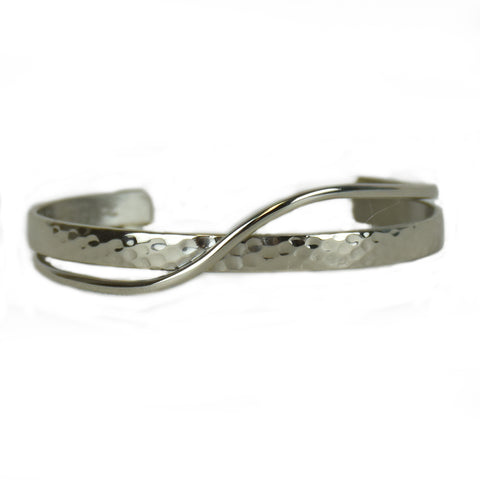Luna Metal Bracelet by Sergio Lub Jewelry